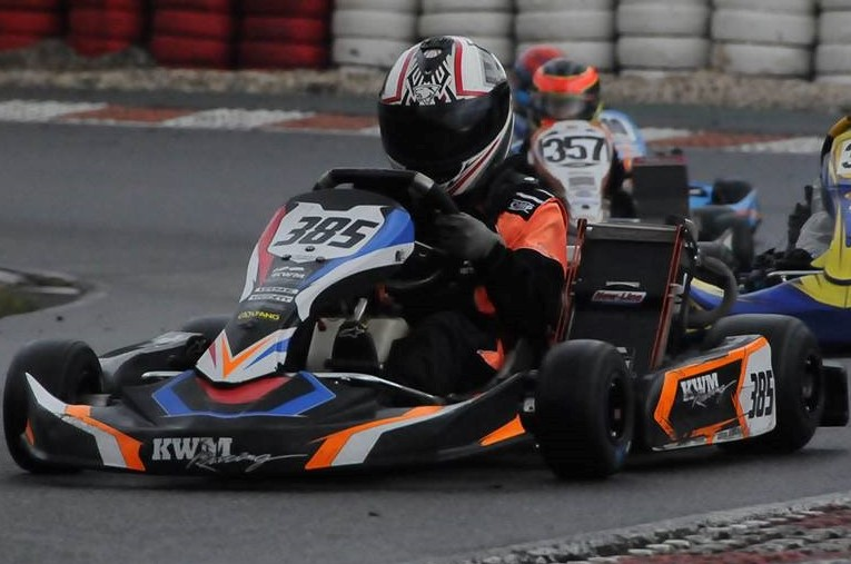 Iame Junior - 185