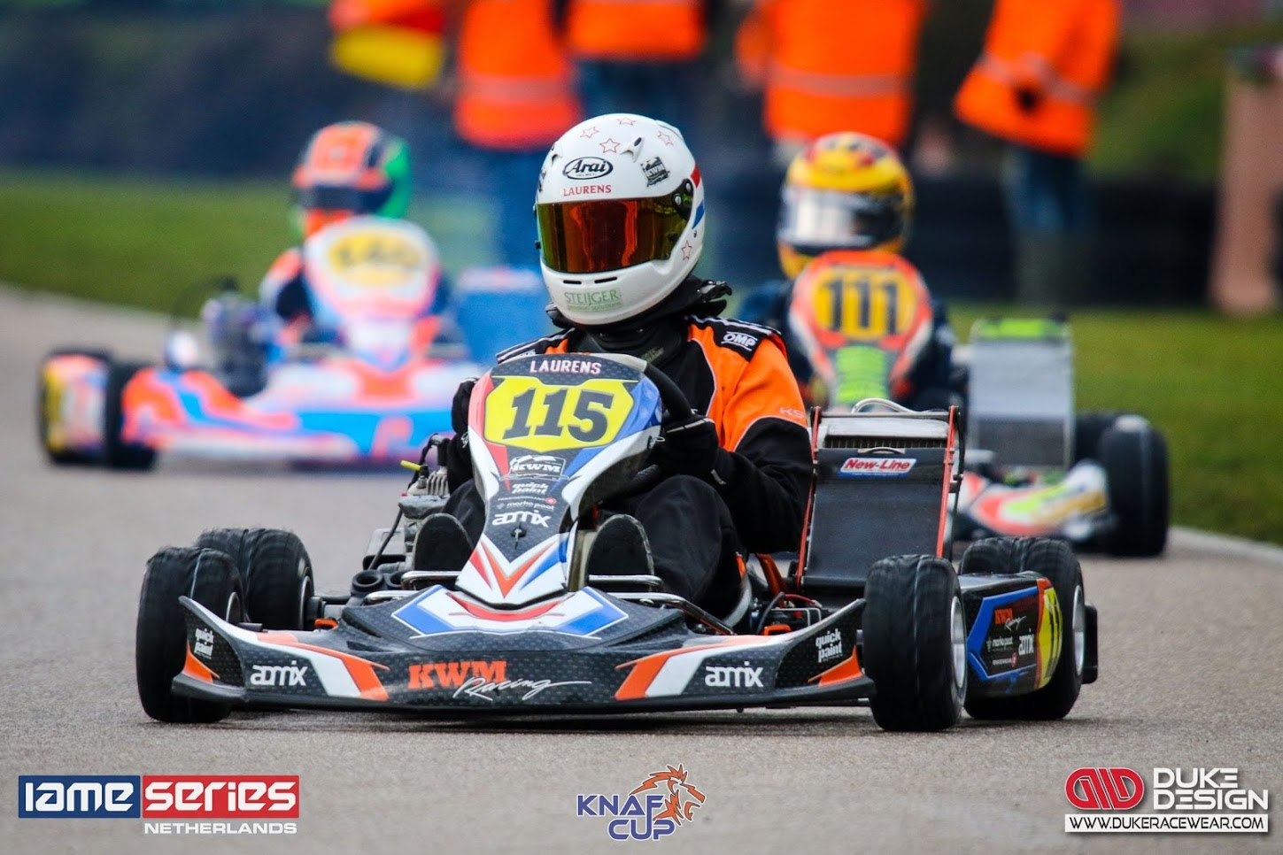 Iame Junior - 115